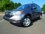 2010 Polished Metal Metallic Honda CR-V LX AWD #69523842
