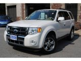 2009 White Suede Ford Escape Limited V6 4WD #69523775