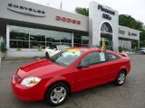 2007 Victory Red Chevrolet Cobalt LS Coupe #69523770