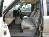 2002 GMC Yukon SLT Sandstone Interior