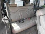 2002 GMC Yukon SLT Rear Seat