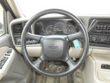 2002 GMC Yukon SLT Steering Wheel