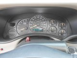2002 GMC Yukon SLT Gauges