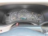 2002 GMC Yukon SLT Gauges