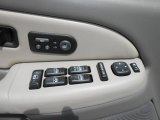 2002 GMC Yukon SLT Controls