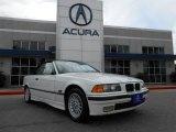 1996 Alpine White BMW 3 Series 328i Convertible #69523346
