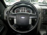 2008 Ford F150 FX2 Sport SuperCab Steering Wheel