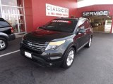 2011 Tuxedo Black Metallic Ford Explorer Limited #69523738