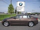 2013 Sparkling Bronze Metallic BMW 3 Series 328i Sedan #69523709