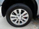 2010 Toyota Tundra Platinum CrewMax Wheel