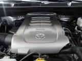 2010 Toyota Tundra Platinum CrewMax 5.7 Liter i-Force DOHC 32-Valve Dual VVT-i V8 Engine