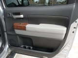 2010 Toyota Tundra Platinum CrewMax Door Panel