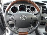 2010 Toyota Tundra Platinum CrewMax Steering Wheel