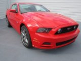 2013 Race Red Ford Mustang GT Coupe #69523655