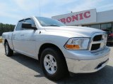 2012 Bright Silver Metallic Dodge Ram 1500 SLT Quad Cab #69523637