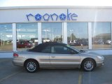 2002 Light Almond Pearl Metallic Chrysler Sebring Limited Convertible #69523576