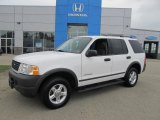 2004 Oxford White Ford Explorer XLS 4x4 #69523936