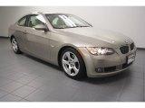 2008 Platinum Bronze Metallic BMW 3 Series 328i Coupe #69592536