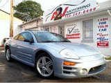 2003 Steel Blue Pearl Mitsubishi Eclipse GT Coupe #69592637
