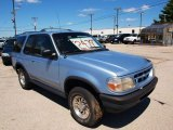 1998 Ford Explorer Sport 4x4 Data, Info and Specs