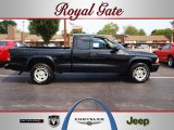 2003 Black Dodge Dakota Sport Club Cab #69592338