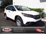 2012 Taffeta White Honda CR-V LX #69592285
