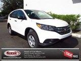2012 Taffeta White Honda CR-V LX #69592284