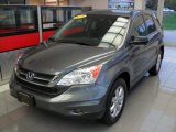2011 Polished Metal Metallic Honda CR-V SE 4WD #69592544