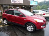 2013 Ruby Red Metallic Ford Escape SE 2.0L EcoBoost 4WD #69619548