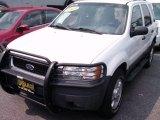 2003 Oxford White Ford Escape XLT V6 4WD #69619546