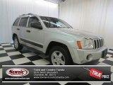 2006 Bright Silver Metallic Jeep Grand Cherokee Laredo #69622452