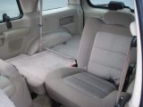 2003 Ford Explorer Sport XLS Rear Seat