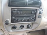 2003 Ford Explorer Sport XLS Audio System