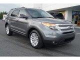 2013 Sterling Gray Metallic Ford Explorer XLT #69622276