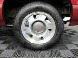 GMC Sonoma 1999 Wheels and Tires