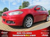 2013 Redline 2-Coat Pearl Dodge Dart Limited #69622263