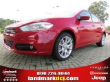 2013 Redline 2-Coat Pearl Dodge Dart Limited #69622262