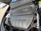 2013 Dodge Dart Limited 2.0 Liter DOHC 16-Valve VVT Tigershark 4 Cylinder Engine