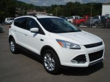 2013 Oxford White Ford Escape SE 1.6L EcoBoost 4WD #69622569