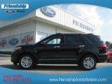 2013 Tuxedo Black Metallic Ford Explorer XLT 4WD #69622218