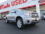 2010 Silver Sky Metallic Toyota Tundra CrewMax #69622211