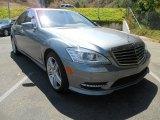 2013 Andorite Grey Metallic Mercedes-Benz S 550 Sedan #69622181