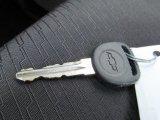 2011 Chevrolet Silverado 1500 Regular Cab Keys