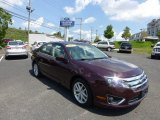 2011 Bordeaux Reserve Metallic Ford Fusion SEL V6 #69657710