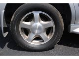 Nissan Quest 2002 Wheels and Tires