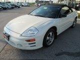 2003 Dover White Pearl Mitsubishi Eclipse Spyder GS #69658089