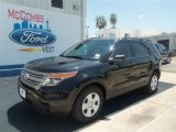 2013 Tuxedo Black Metallic Ford Explorer FWD #69657626