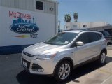 2013 Ingot Silver Metallic Ford Escape SEL 1.6L EcoBoost #69657625