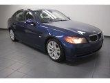 2006 Mystic Blue Metallic BMW 3 Series 325i Sedan #69658067