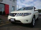 2010 Glacier White Pearl Nissan Murano SL AWD #69658021